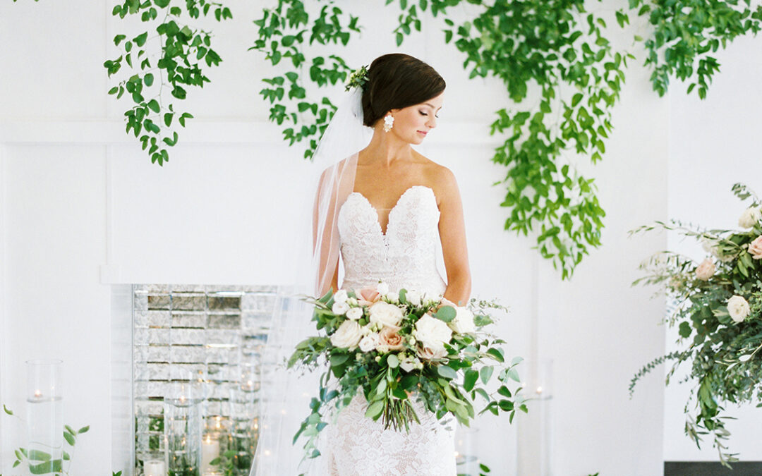LedgeCrest Reserve's First Wedding: Lauren + Sam